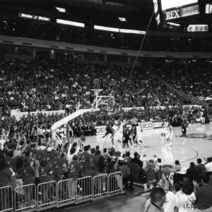 "First score in the new ""ESA"" against Georgia, 1999"