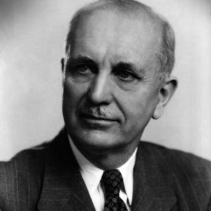 Bertram W. Wells portrait