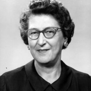 Miss Nell Kennett portrait