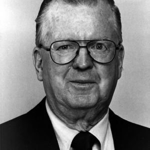 Dr. Ralph L. Kitchell portrait