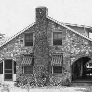 Home of J. A. Winfield in Anson County, North Carolina, July 1938