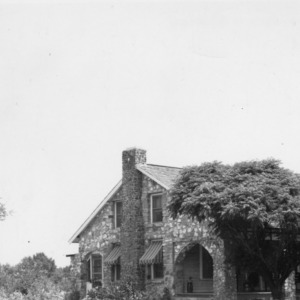 Home of J. A. Winfield, R #2, Polkton, North Carolina, July 1938