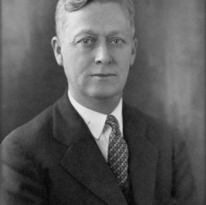 Charles Burgess Williams portrait