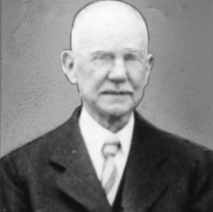 Herbert B. Battle portrait