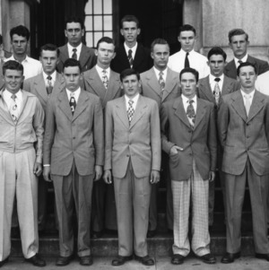 1949-1950 Sears Roebuck Scholars