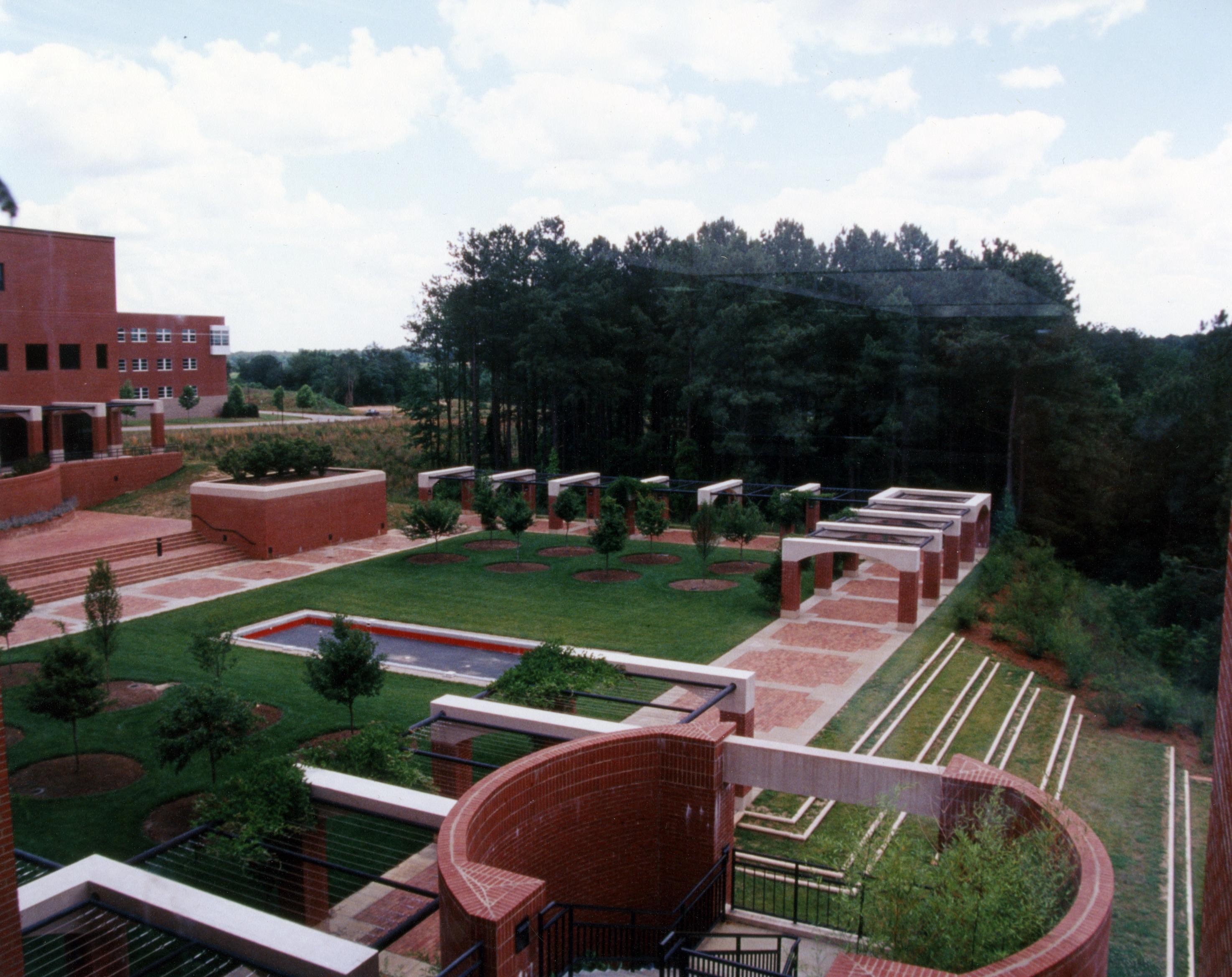 College of Textiles Centennial Campus NC State NCSU