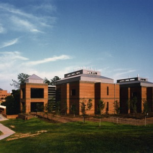 Research II Building on Centennial Campus