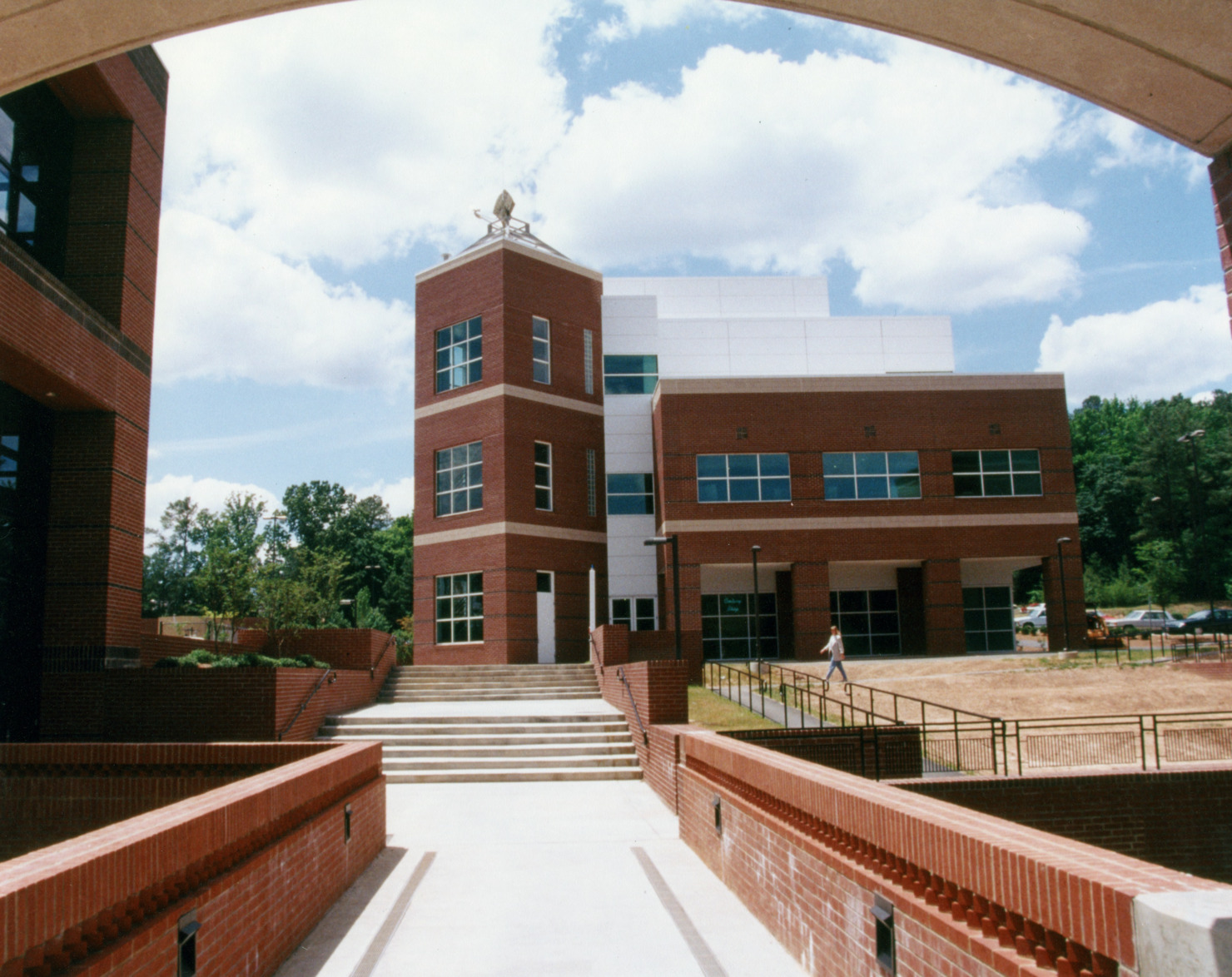 Research III Building , Centennial Campus, NC State