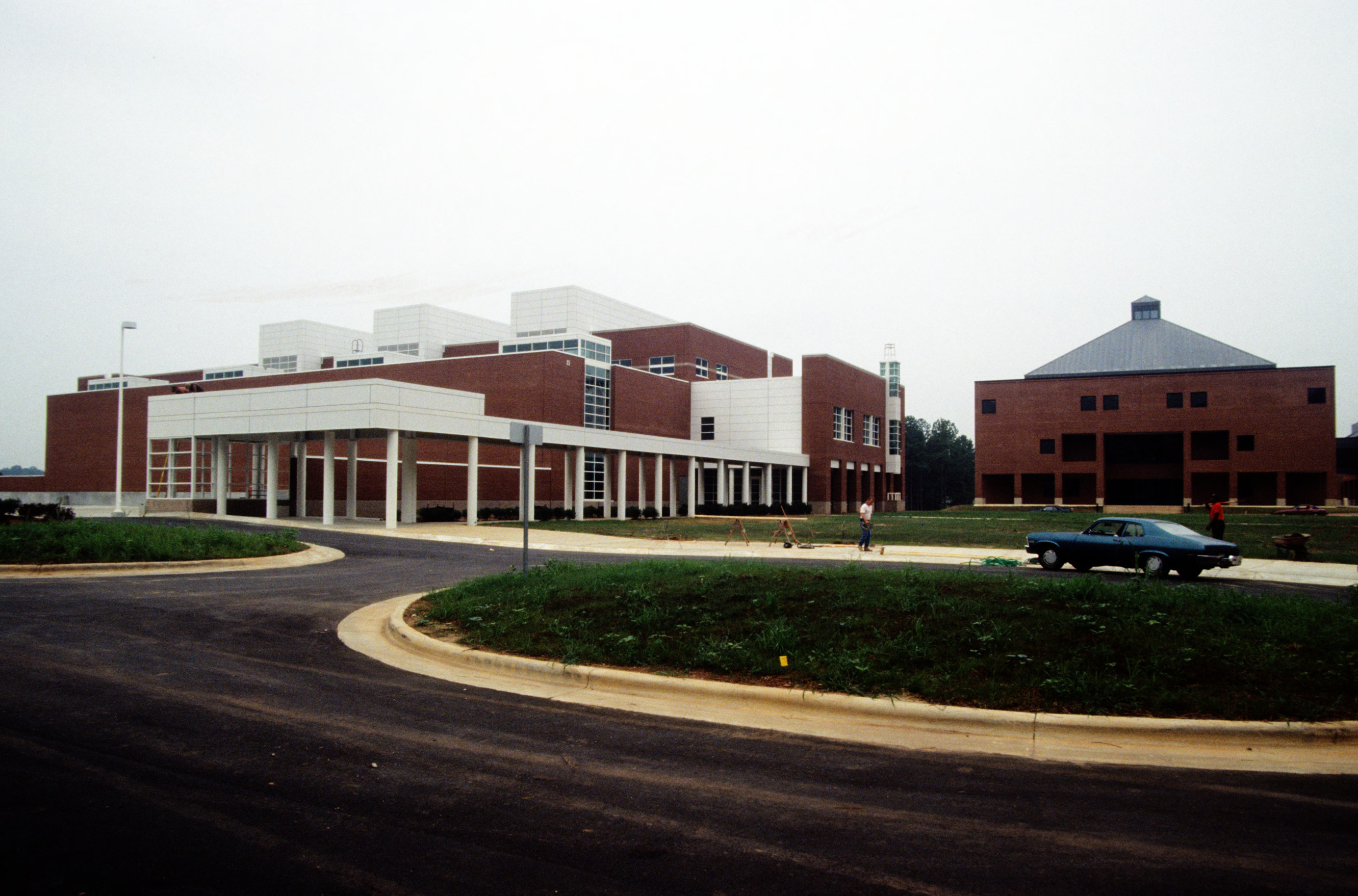 ABB Building, Centennial Campus, North Carolina State