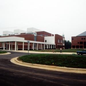 ABB Building on Centennial Campus