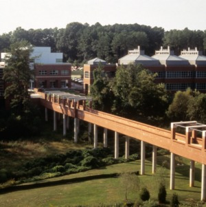 Centennial Campus bridge