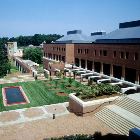 College of Textiles, Centennial Campus, North Carolina State