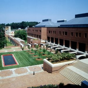 College of Textiles on Centennial Campus