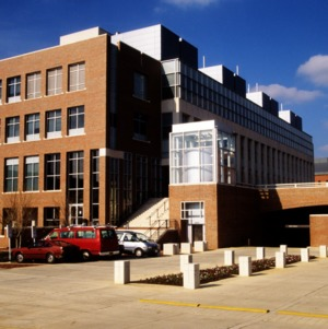 Engineering Graduate Research Center on Centennial Campus