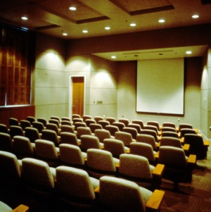 Engineering Graduate Research Center Auditorium on Centennial Campus