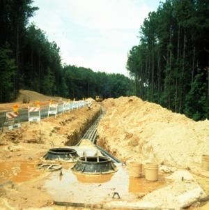Centennial Campus infrastructure