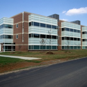Partners II Building on Centennial Campus