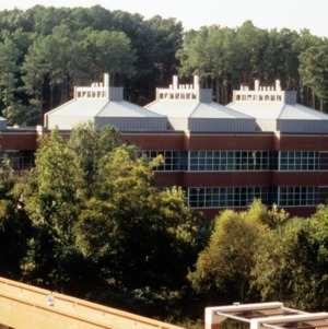 Research I Building on Centennial Campus