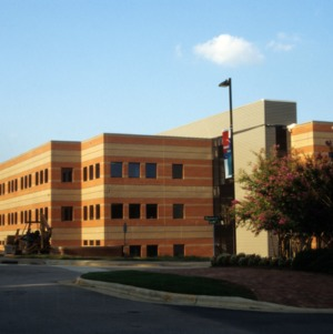 Research IV Building on Centennial Campus