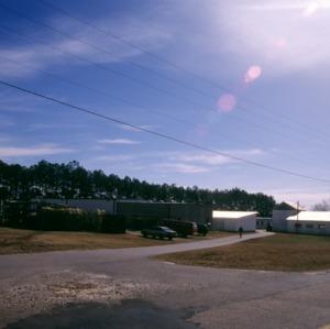 Varsity Drive at Centennial Campus