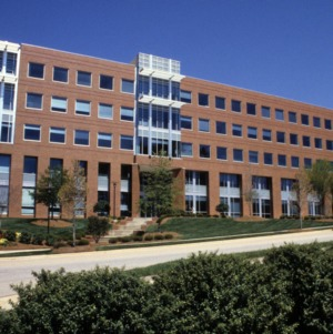 Venture I completed, Centennial Campus, North Carolina State