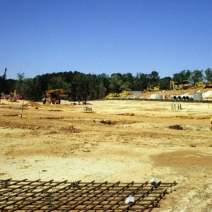 Venture III site, Centennial Campus, North Carolina State