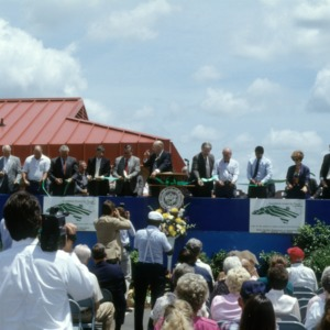 NC Farmer's Market dedication