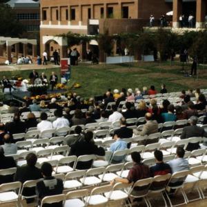 Ten year celebration, Centennial Campus, North Carolina State