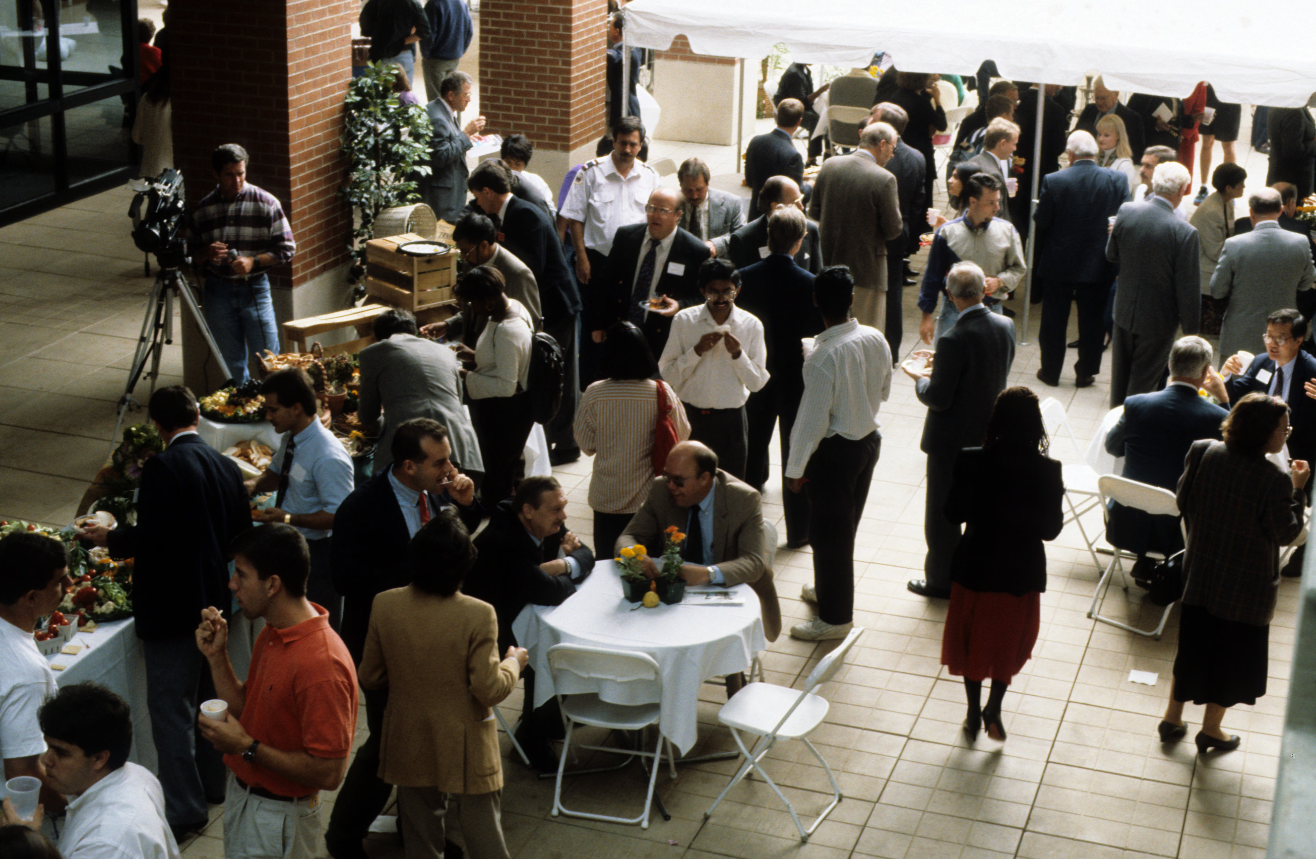 Ten year celebration, Centennial Campus, North Carolina State