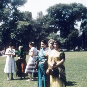 Pakistan delegates at University of Toronto