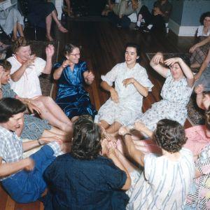 Catawba music workshop--1954