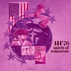 4H-'76 spirit of tomorrow