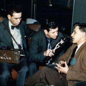 1951 4-H Congress WLVA radio interview