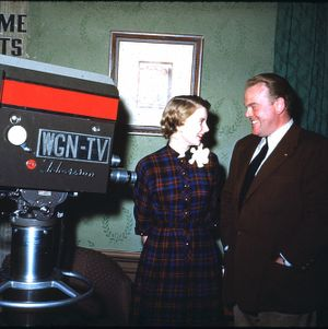 1951 4-H Congress WGN-TV interview