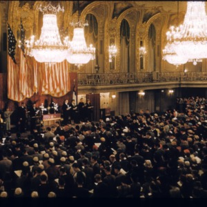 1951 4-H Congress Conrad Hilton Hotel