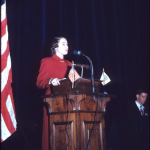 1951 4-H Congress speaker