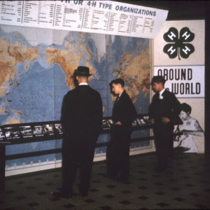 1959 4-H Congress Around the World