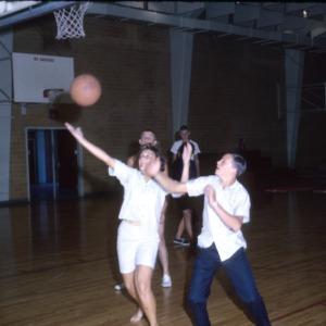 1964 4-H club week basketball