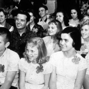 Audience of 4-H members