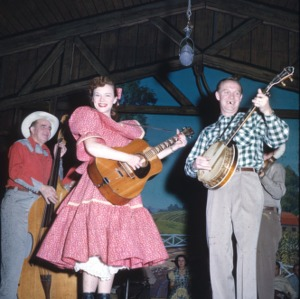 1951 4-H congress country skit