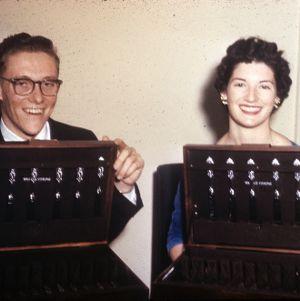 1959 4-H Congress silverware