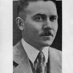 Dr. J. M. Clarkson portrait