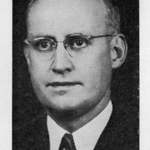 Dr. Roy N. Anderson portrait