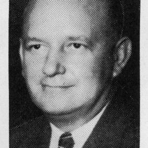 Ellis Arnall portrait