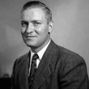 N. C. Brady portrait