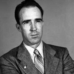 Jimmie T. Conner portrait