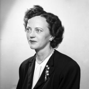 Mabel Conley portrait