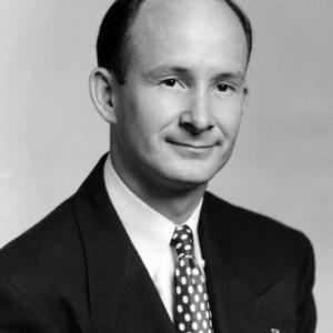 C. W. Hart portrait