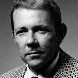 John F. Ely portrait