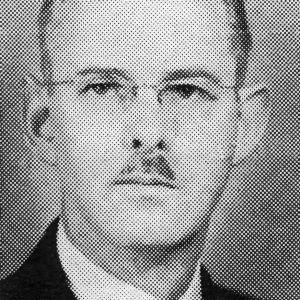 Dr. Preston W. Edsall portrait